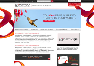 clicking this thumbnail will take you to the Kinetix Media web site